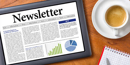 newsletter-page